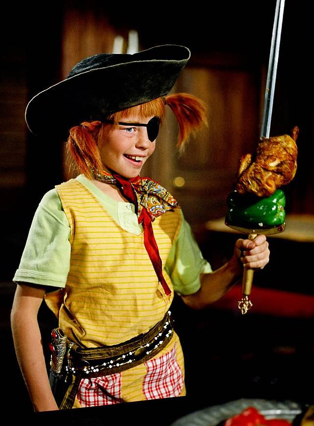 Pippi Langstrumpf Kinderkostüm Original Filmkostüm Maskworldcom